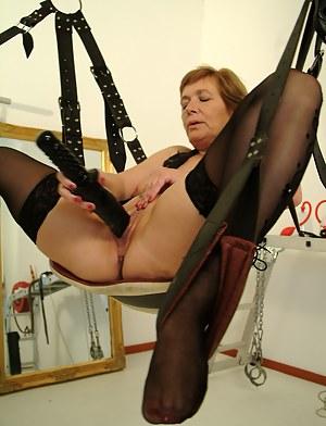 XXX Mature BDSM Porn Pictures
