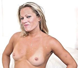XXX Mature Cumshot Porn Pictures