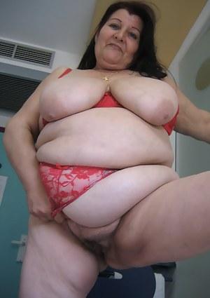 XXX Mature SSBBW Porn Pictures