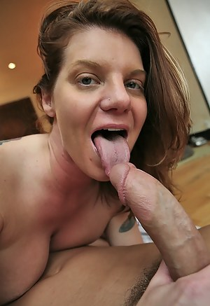 XXX Mature Tongue Porn Pictures