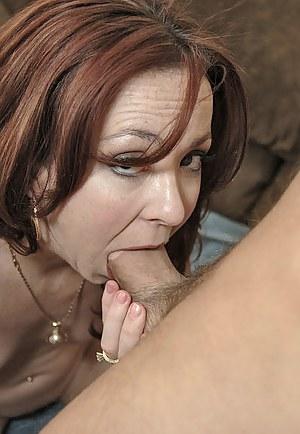 XXX Mature Deepthroat Porn Pictures