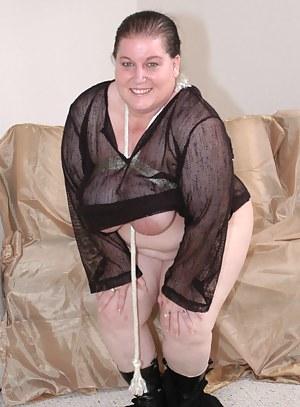 XXX Mature Bondage Porn Pictures
