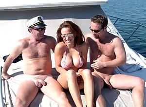 XXX Mature Boat Porn Pictures