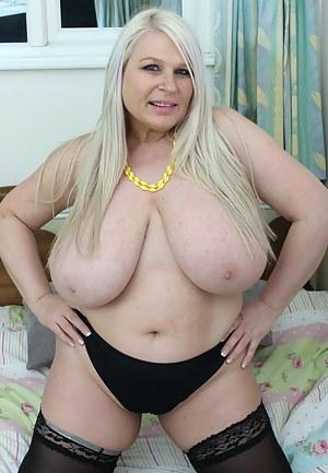 XXX Mature Fat Tits Porn Pictures