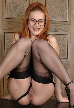 XXX Mature Redhead Porn Pictures