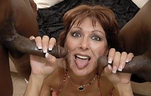 XXX Mature Bukkake Porn Pictures